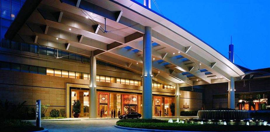 和平酒店案例